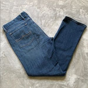 Lucky Brand. Sweet Jean Straight Jeans.